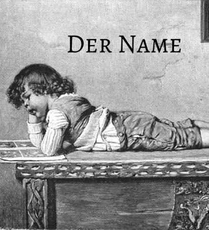 A név, amit viselünk