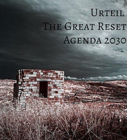 Il giudizio Il grande reset Agenda 2030